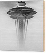 Cloud City 1962 Wood Print