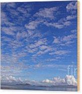 Cloud N Sky 3 Wood Print