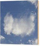Cloud Series 12 Wood Print