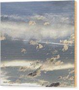 Cloud Series 39 Wood Print