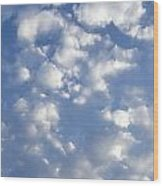 Cloud Series 7 Wood Print