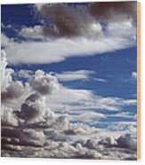 Cloud Ten Enhanced Wood Print