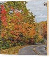 Cloudland Beauty Wood Print