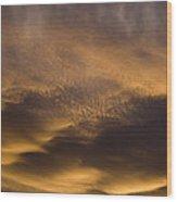 Clouds IIi Wood Print