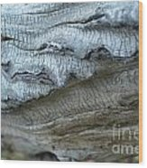 Cluthu Tree Wood Print