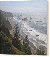 Coastal Dream Wood Print