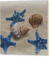 Coastal Dreams Wood Print