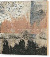 Coastal Solstice Wood Print