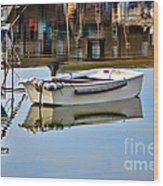 Cobb Reflections Wood Print