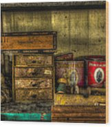 Cobblers Tobacco Wood Print