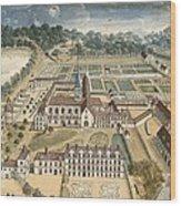 Cochin, Louise Madeleine 1686-1767. The Wood Print