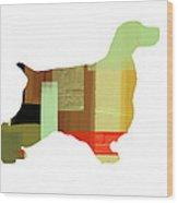 Cocker Spaniel 1 Wood Print