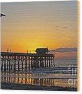 Coco Beach-760 Wood Print