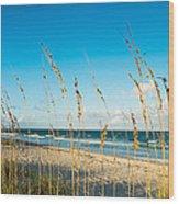 Cocoa Beach Wood Print