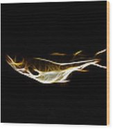 Cod  Wood Print