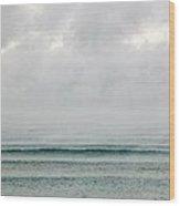 Cold Wave IIi Wood Print