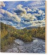 Coloma 4 Wood Print by Mike Durant
