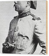 Colonel Theodore Roosevelt 1898 Wood Print