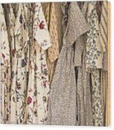 Colonial Closet Wood Print