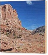 Colorado Escalante Canyon Wood Print