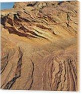 Colorado Plateau Sandstone Utah Wood Print
