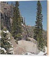 Colorado - Rocky Mountain National Park 01 Wood Print