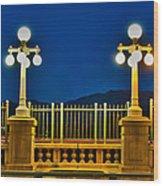 Colorado Street Bridge 3 Wood Print