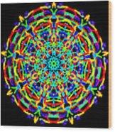Colorful Kolide  Wood Print