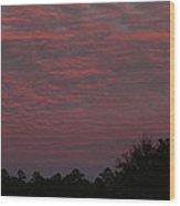 Colorful Sky Number 1 Wood Print