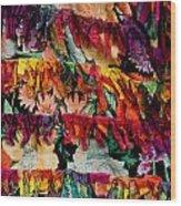 Colors 3 Wood Print