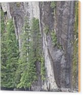 Colors Of Alaska - More From Misty Fjords Wood Print