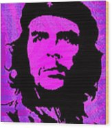 Colors Of Che No.1 Wood Print