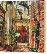 Colors Of Saint Thomas 1 Wood Print