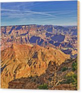 Colors Of The Canyon Wood Print
