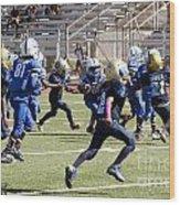 Colts Vs Bruins 7151 Wood Print