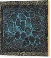 Comb Awry Wood Print