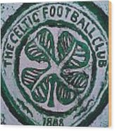 Come On The Hoops Wood Print