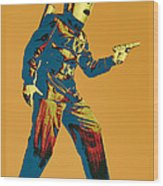 Commando Cody 1 Wood Print