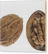 Common Walnut 7 Wood Print