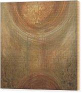 Communication Wood Print