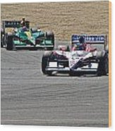 Competition Turn 8 Wood Print