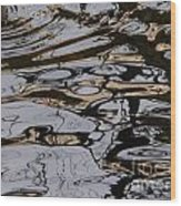 Composition Of Nature Wood Print