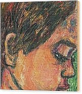Concentration Wood Print