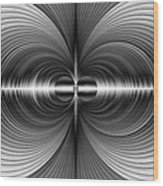 Concentric Wood Print