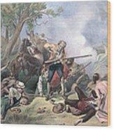 Concord/lexington, 1775 Wood Print