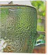 Condensation Wood Print