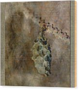 Cone Wood Print