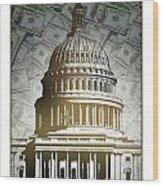 Congress-2 Wood Print