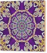 Conscious Carousel Wood Print
