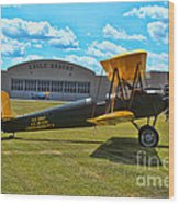 Consolidated Pt-3 Wood Print